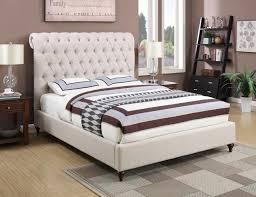 eastern king mattress. Interesting King DEVON UPHOLSTERED BED  EASTERN KING To Eastern King Mattress Z