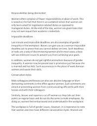 gender inequality essay topics math problem online essay  essay on gender equality gcse miscellaneous