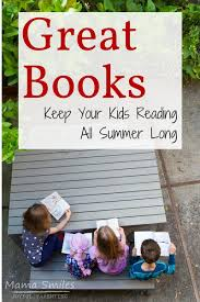 Great Books to Keep Kids Reading Recommended by Kids