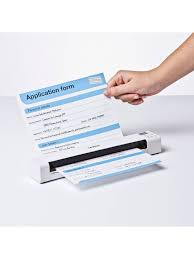 Brother Ds 820w Wireless Mobile Document Scanner At John Lewis
