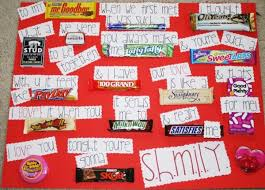 this romantic candy bar card will totally help you next time you are creating a card
