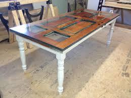 door dining table