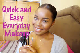 quick easy everyday make up tutorial um skin tone you