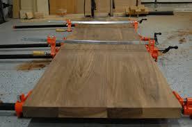 black walnut kitchen island countertop by wunderaa lumberjocks with idea 47