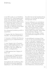 Bia Report Asbest An Arbeitsplötzen In Der Ddr