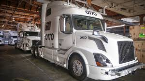 Self-Driving, Automated Trucks Could Hit The Road Sooner Than Self ...