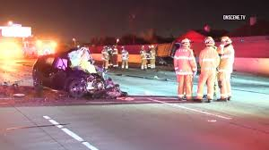 2 Killed in Wrong-Way Crash on 5 Freeway Near Buena Park; Speeds ...