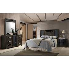 Rent To Own Step One Furniture 4 Piece Seneca Queen Bedroom Collection At Aaron S Today