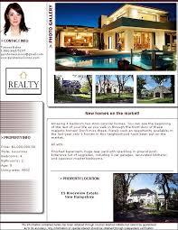 Real Estate Brochure Template Free Real Estate Flyer Templates Pdf Format Brochure Templates