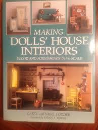 making dollhouse furniture. making dollsu0027 house interiors decor and furnishings in 112 scale dollhouse furniture