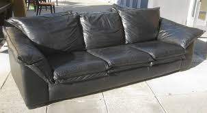 black leather couch. Full Size Of Sofas: Black Modern Sofa Reclining Leather Sets Used Couch