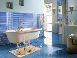 Blue Bathtub modern blue and white bathroom ideas with antique bathtub and 2189 by xevi.us
