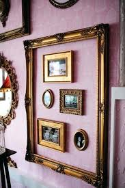 vintage frames wall photo gallery picture white uk