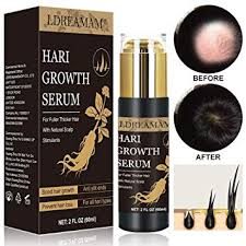 Hair Growth Serum, Anti-Hair Loss Serum, <b>Strengthen</b> Hair <b>Roots</b>