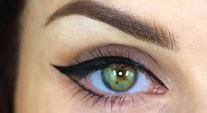 move over the winged eyeliner here s what you must try