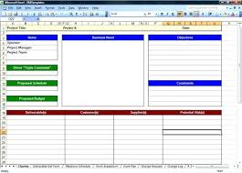 Project Management Excel Templates Free Download Excel Spreadsheets