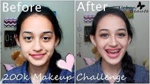 200k 20 makeup challenge mini review nadya aqilla indonesia
