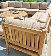 wood outdoor sectional. 31 Pictures Of Awesome Wood Outdoor Sectional Images April 2018
