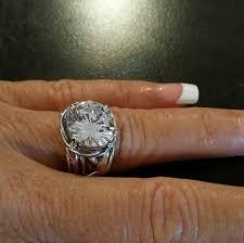 handmade israel ring in 925 w aaa cz