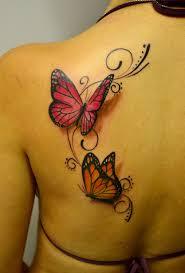 35 Amazing 3d Tattoo Designs Tattoo 3d Butterfly Tattoo 3d