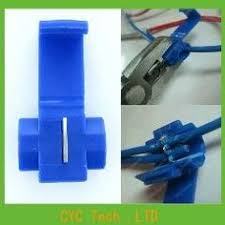 knotted tap splice\