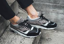 new balance black. the new balance 1500 stays as desirable ever with this colorway in a clean and versatile black, grey, white palette. proving that staying basic black r