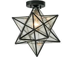 star shaped lighting. Moravian Star Ceiling Mount Shaped Flush Light Home Design Ideas Lighting