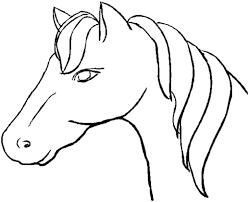 Cavalli Immagine Da Colorare N 14705 Cartoni Da Colorare