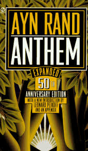 nathan s online portfolio anthem essay anthem a novel by ayn rand starts the sentence it is a sin to write this this phrase holds significance to both the opening storyline of the novel