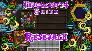 thaumcraft cheat sheet 1 7 10 thaumcraft 4 guide 002 research mastery research expertise