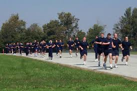 firefighter fitness standards com assessing fitness tests police academy training