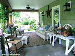 the porch furniture. Porch Furniture Ideas Front Screened In  Big . The R