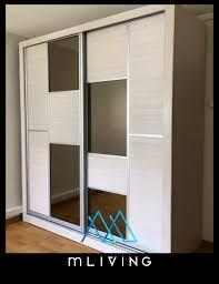 modular sliding door wardrobe m l i v