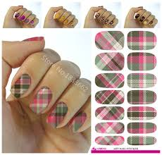 Decorative Nail Art Designs New fashion water transfer foil nail stickers all kinds of nail art 80