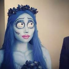 emily corpse bride makeup tutorial