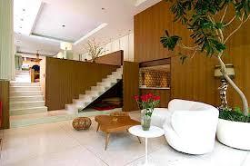 ... Mid-Century Modern Exterior, Marin Hillside Dinning Room View