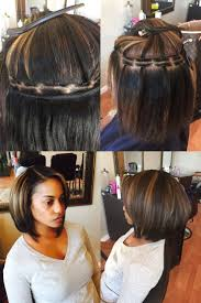 Sew In Hair Style photo african american sew in hairstyles 1000 ideas about sew ins 4915 by wearticles.com