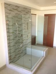 3 8 frame less shower enclosure with u channel u channel provides more of a continuous and stream line look u channel comes in many diffe finishes