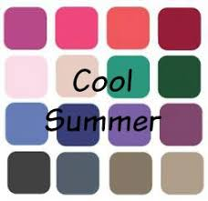 Seasonal Color Analysis Summer