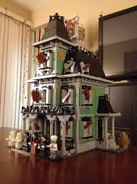 office haunted house ideas. Decorating For Halloween Nerd Edition E2 80 93 We Date Nerds Lego_monster Haunted House Office Ideas S