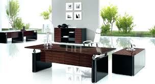 sleek office furniture. Modern Executive Office Furniture Sleek Desk Fancy D F