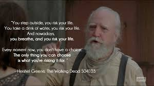 Best The Walking Dead Quotes