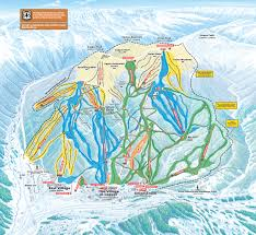 copper mountain piste map  trail map (high res)