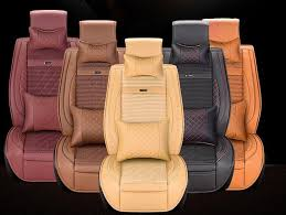 full set car seat covers for mercedes benz e 400 w212 2016 2010 breathable seat covers
