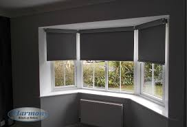 How To Dress Your Bay WindowRoller Blinds Bay Window