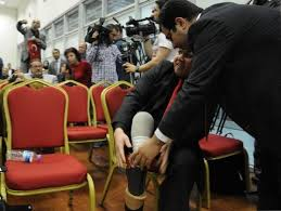 bacağını kaybetmiş gazi ile ilgili görsel sonucu