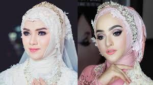 makeup wedding muslim asia asian bridal makeup india indonesia brunai darussalam msia