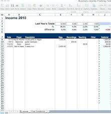 Income Expense Statement Template Income Expense Tracker Excel Profit And Loss Statement