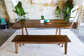 Midcentury Modern Dining Table Modern Dining Table Kitchen Etsy