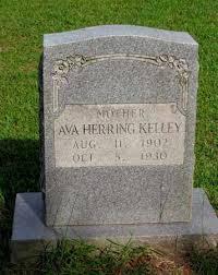 KELLEY, AVA - Jefferson County, Arkansas   AVA KELLEY - Arkansas Gravestone  Photos